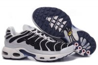 Mens Nike Air Max TN I Black White Darkblue