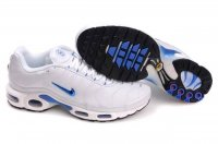 Mens Nike Air Max TN Blue White