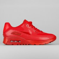 Nike Wmsn Air Max 90 Ultra Essential Gym Red University Red