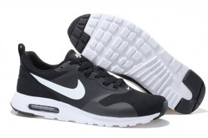 Mens Air Max 87 Black Grey White