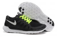 Womens Nike Free 5.0 Black Grey