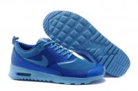 Mens Air Max Thea Print All Blue
