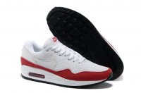 Womens Air Max 87 White Red