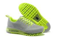 Mens Air Max 2013 Punching Green Grey