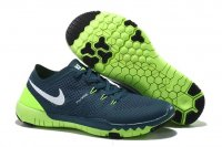 Mens Nike Free 3.0 V3 Green White