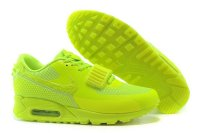 Womens Nike Air Max 90 Air Yeezy 2 SP Volt