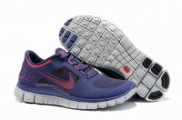 Womens Nike Free 5.0 V3 Purple Rose