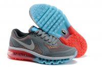 Womens Nike Air Max 2014 Grey Orange
