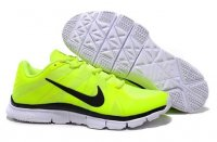Mens Nike Free 5.0 V6 Black Green