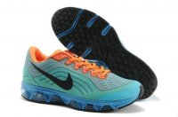 Mens Air Max 2015 Green Orange
