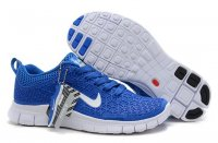 Mens Nike Free 6.0 Spiderman Blue
