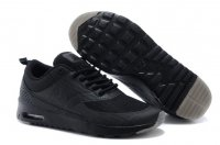 Mens Air Max Thea Print All Black
