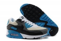 Mens Air Max 90 Cool Grey/Black/White/Blue