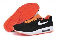 Mens Air Max 87 Black Orange