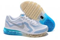 Mens Nike Air Max 2014 White Sky Blue