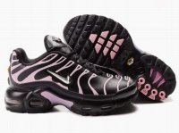 Womens Nike Air Max TN Black Red Grey