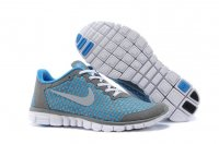 Womens Nike Free 3.0 V2 Grey Blue