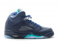 "air jordan 5 retro bg (gs) ""hornets"""