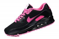 Womens Nike Air Max 90 Premium EM Anthracite/Pink