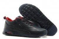 Mens Air Max Thea Print Black Red