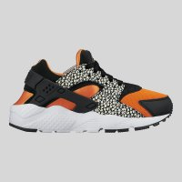 Nike Huarache Run Safari (GS) White Black Clay Orange (Pre-order