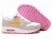 Womens Air Max 87 White Grey