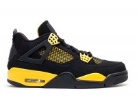 "air jordan 4 retro ""thunder 2012 release"""