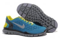 Mens Nike Free TR Fit Yellow Blue