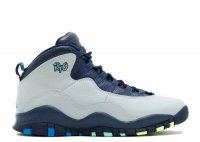 "air jordan 10 retro bg (gs) ""rio"""