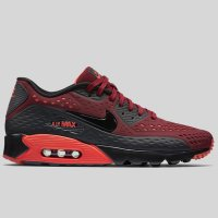 Nike Air Max 90 Ultra BR Team Red Black Bright Crimson