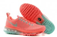 Womens Nike Air Max 2014 Pink Green