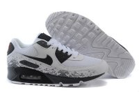 Mens Air Max 90 White/Black