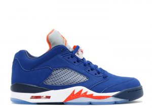 "air jordan 5 retro low ""knicks"""