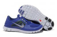 Womens Nike Free 3.0 Blue White