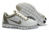 Womens Nike Free 3.0 V2 Grey White