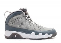 "air jordan 9 retro (gs) ""cool grey 2012 release"""