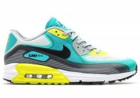 Womens Air Max 90 Lunar C3.0 White/Turquoise/Volt/Black