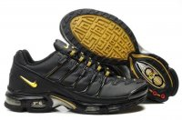 Mens Nike Air Max TN Viii Black Yellow