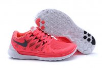 Womens Nike Free 5.0 Red Black