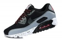 Mens Nike Air Max 90 Premium EM Anthracite/Armory Blue/White