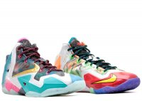 "lebron 11 premium ""what the lebron"""