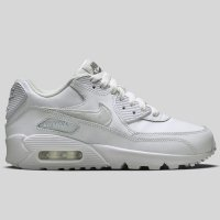 Nike Air Max 90 LTR (GS) White Cool Grey