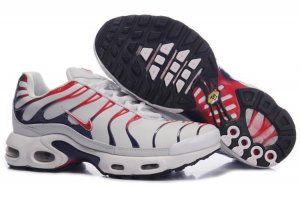 Mens Nike Air Max TN I White Steelblue
