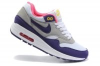 Womens Air Max 87 Blue Grey White