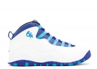 "air jordan 10 retro bg (gs) ""charlotte"""