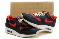 Mens Air Max 87 Red Dark Blue