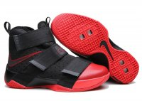 lebron soldier 10 red toe