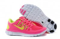 Womens Nike Free 5.0 V2 Peach Green