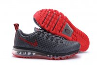 Mens Nike Air Max 2014 Red Deep Grey