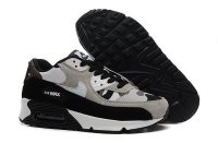 Mens Air Max 90 Camo Grey/Black/White
